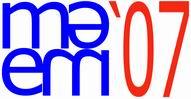 Logo MAEM'07